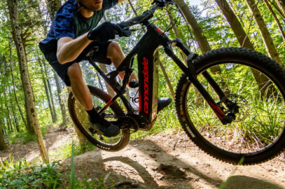 Test e-bikes CANNONDALE lundi 12 nov 2018