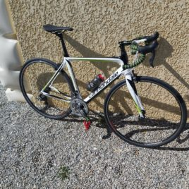 CANNONDALE SYNAPSE HM ULTEGRA 2012 T54 OCCASION